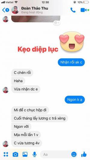 Keo Diep Luc Trai Cay Cao Cap 10