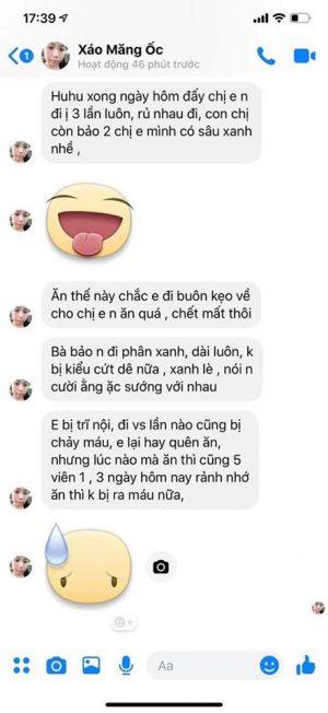 Keo Diep Luc Trai Cay Cao Cap 5