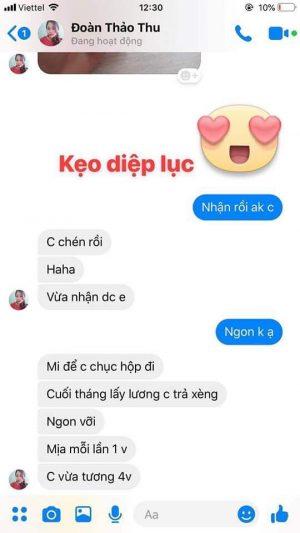 Keo Diep Luc Trai Cay Cao Cap 6